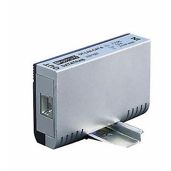Surge protection in-line connector Surge prtection for: Switchboards, Networks (RJ45) Phoenix Contact DT-LAN-CAT.6+ 288