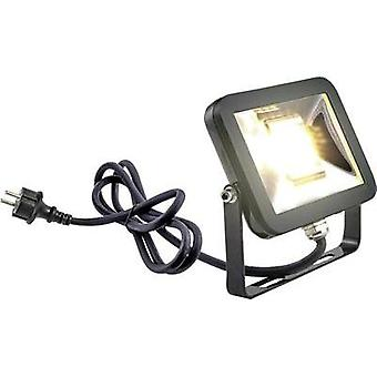 LED outdoor floodlight 10 W Warm white Heitronic Leeds