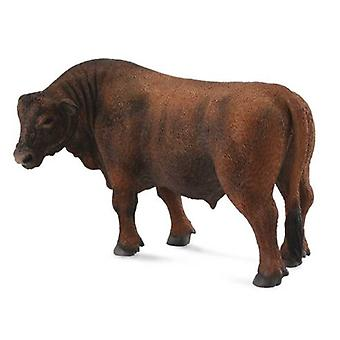 Collecta Red Angus bulls -L- (Toys , Dolls And Accesories , Miniature Toys , Animals)