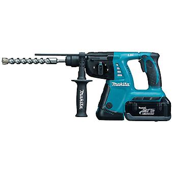 Makita Bhr262Dp1 Cordless Combination Hammer 36V 2,6Ah Li 26 Mm