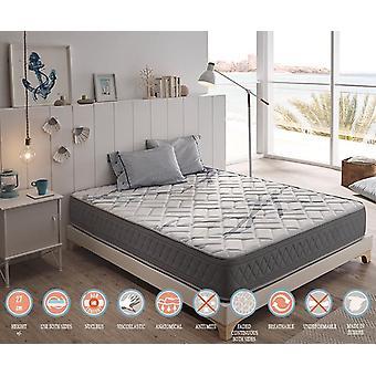 Viscoelastic luxury energy recover mattress   100X200