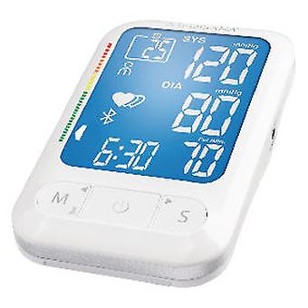 Medisana Blood Pressure Monitor Upper Arm Bluetooth 4.0 White