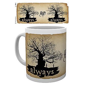 Harry Potter taza siempre