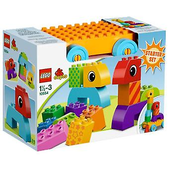 Lego Duplo Bricks Toddler Build and Pull Along