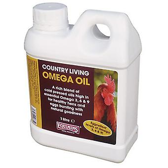 Country Living Omega Oil 1ltr