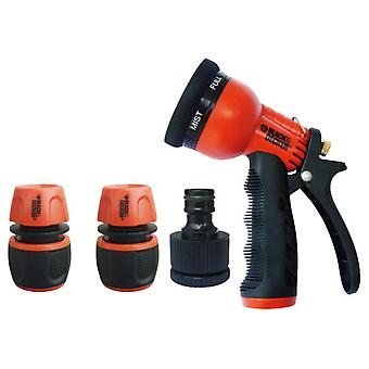 Black and Decker 4 piece nozzle and connector set