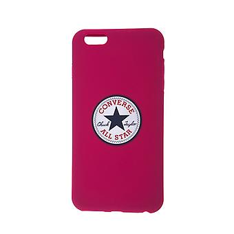 CONVERSE Shell Silicone iPhone 6 Pink