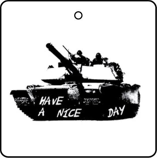 Have A Nice Day Désodorisant