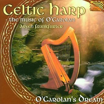Celtic Harp: The Music of O'Carolan by Aryeh Frankfurter