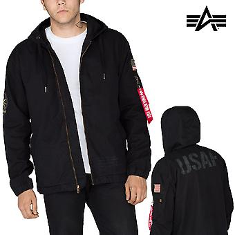 Alpha Industries Jacke Newport USAF