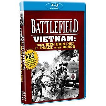 Battlefield Vietnam: Fra Dien Bien Phu til fred W [BLU-RAY] USA import