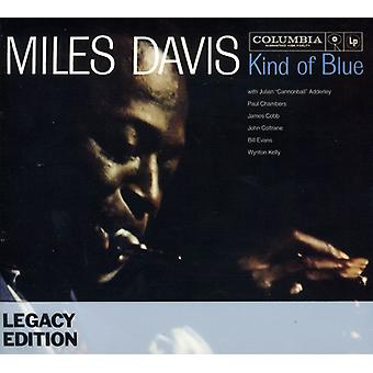 Miles Davis - Kind of Blue: 50th Anniversary [CD] USA import