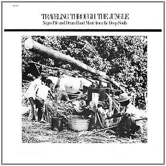 Rejse gennem junglen Fife & tromme Bands Fro - rejser gennem the Jungle Fife & Drum Bands Fro [Vinyl] USA import