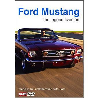 Ford Mustang [DVD] USA importerer
