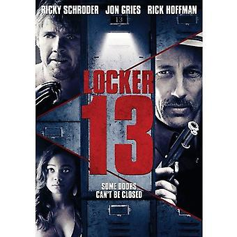 Locker 13 [DVD] USA importerer