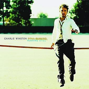 Charlie Winston - kører stadig [CD] USA import