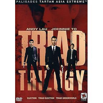 Triad trilogi [DVD] USA import