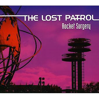 Lost Patrol - Rocket Surgery [CD] USA import