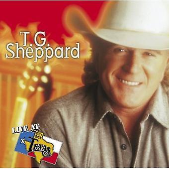 T.G. Sheppard - Live på Billy Bob's Texas [CD] USA import