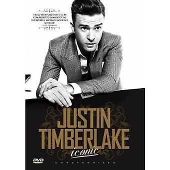 Justin Timberlake - ikoniske [DVD] USA import
