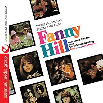 Ovnen med Frank Thomas - Fanny Hill (Original musikk fra Film) [DVD] USA importere