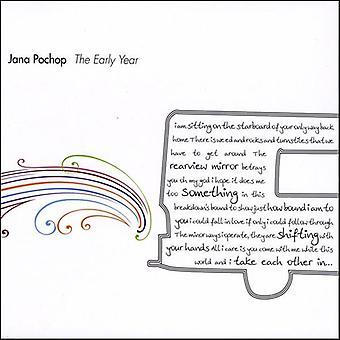 Jana Pochop - import USA na początku roku [CD]