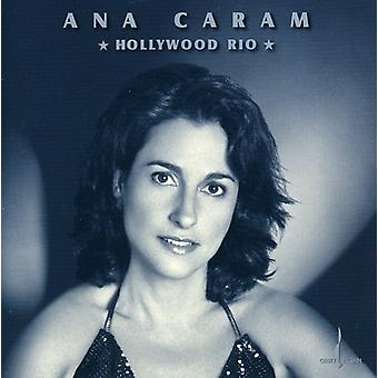 Ana Caram - importación de Estados Unidos Hollywood Rio [CD]