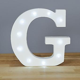 LED letter - Yesbox lights letter G