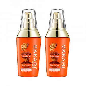Makari Extreme Carrot & Argan Serum - 2 Serums