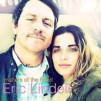 Eric Lindell - spørgsmål af hjertet [Vinyl] USA importerer