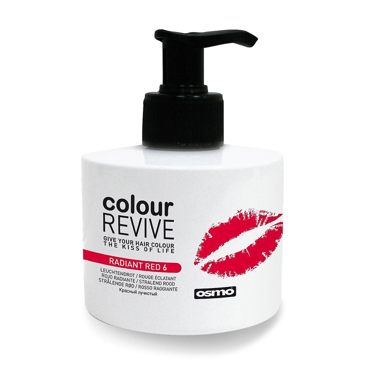 Osmo Colour Revive Radiant Red 6 225ml