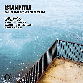 Villy, Henri / Villy, Idriss - Istanpita: Danses Florentinerne Du Trecento [CD] USA import