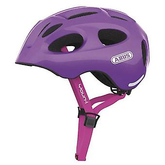 ABUS Casco Youn-I Sparkling Purple (Garden , Games , Sports)