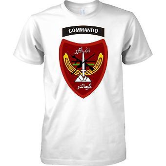 Insignia de comando de Afganistán - niños T Shirt