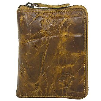 Billy the kid Madison leather zip wallet M419