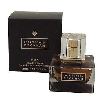 David & Victoria Beckham Intimately Him 30ml Eau de Toilette Spray for Men
