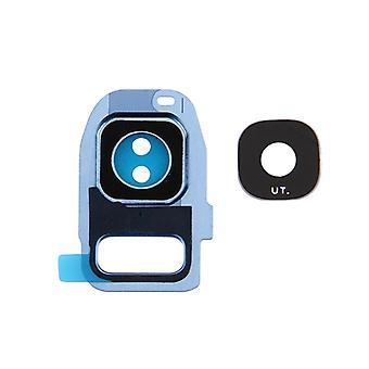 Samsung Galaxy S7 cámara lente tapa azul