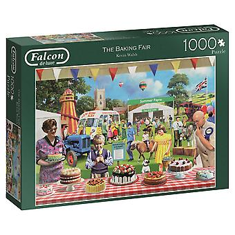 Falcon The Baking Fair Jigsaw Puzzle (1000 Pieces)