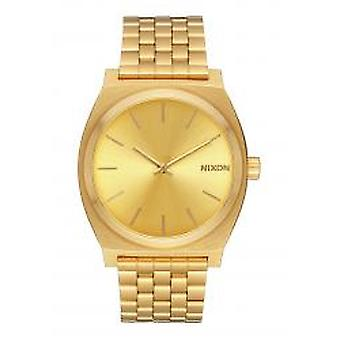 Nixon The Time Teller Pack All Gold / Black (A1137-510)