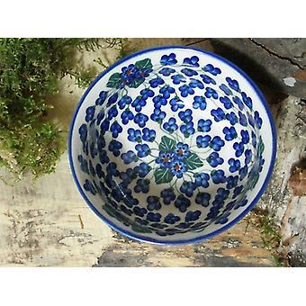 Salad Bowl ø 13 cm, height 6 cm, 46, Bunzlauer pottery BSN 6751