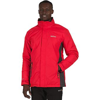 Regatta Mens Thornridge Hooded Fleece Hydrafort Waterproof Coat Jacket
