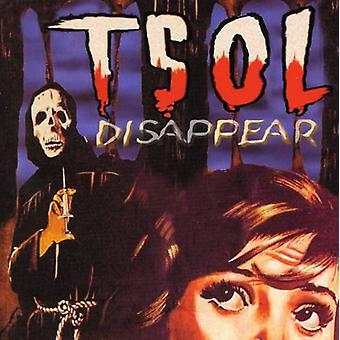T.S.O.L. - forsvinde [CD] USA import