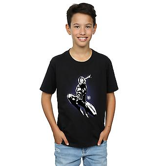 Marvel Boys Spider-Man Jump Spray T-Shirt