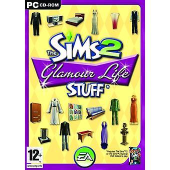Sims 2 Glamour Life Stuff (PC CD)