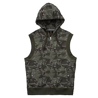 Alpha industries Zip Hoodie vest of X-fit sleeveless