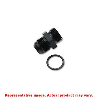 Vibrant Fittings - Adapter 16827 -6AN Flare to 3/4-16AN Fits:UNIVERSAL 0 - 0 NO