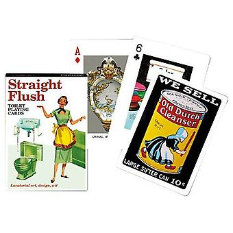 Straight Flush Set Of Playing Cards + Jokers
