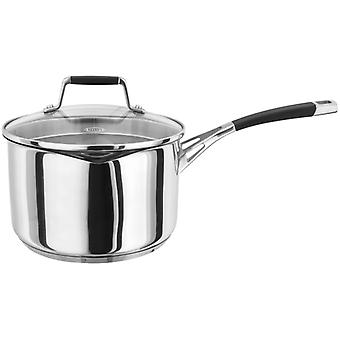Stellar Induction, Draining, 20cm Saucepan, 2.75 Litre