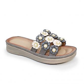 Lunar Sage Flower Power Sandal