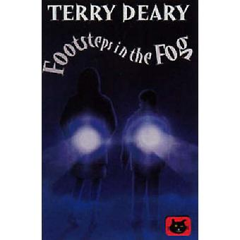 Footsteps in the Fog by Terry Deary - 9780713665734 Book